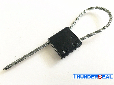 High Security Cable Seal Compliat With ISO17712:2013