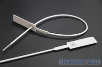 PULL-UP PLASTIC SECURITY SEAL